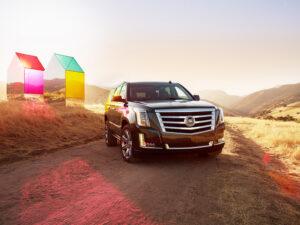 Cadillac Escalade új modellje