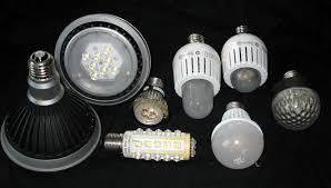 A LED spot lámpa típusai