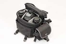 Praktikus fotós táska