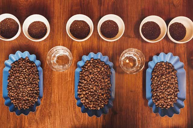 kézműves kávé